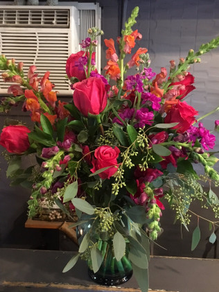 personalized floral arrangements duluth mn